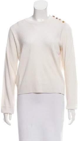 Derek Lam Long Sleeve Crew Neck Sweater w/ Tags