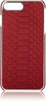 Barneys New York Men's Python iPhone® 7 Plus Case-RED