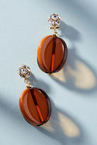 Rachel Comey Holt Tortoise Drop Earrings