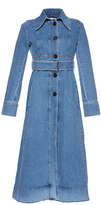 Marni Denim Trench Coat