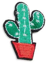 RJ Graziano Cactus Patch Pin