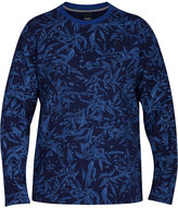 Hurley Men's Lineup Rogue Floral-Print Sweatshirt