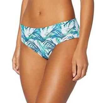 Lovable Women's Tropical Bikini Bottoms,18 (Size: 2)