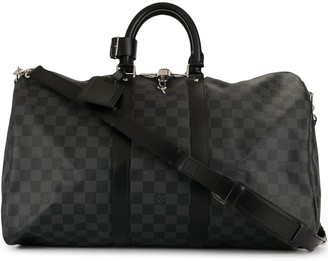 Louis Vuitton pre-owned Keepall 45 Bandouliere travel bag