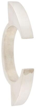 Parts Of Four Crescent Re-Work Bracelet
