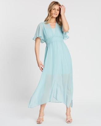 Dorothy Perkins Kimono Midaxi Dress