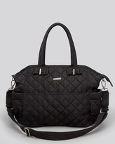 Storksak Diaper Bag - Bobby Quilted Four Piece