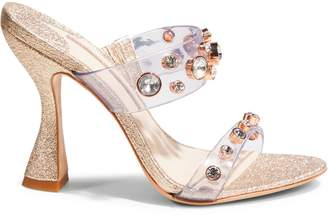 Sophia Webster Dina Gem Mules