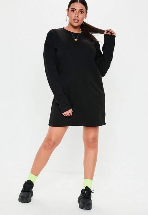 dcb540416b2 Oversized Sweater Dress - ShopStyle