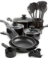 Gibson Windberg Aluminum 25 Piece Cookware Set