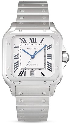 Cartier 2020 unworn Santos 39mm