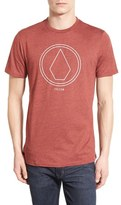 Volcom 'Pin Line Stone' Graphic T-Shirt