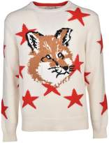 Kitsune Maison Fox Head Jumper