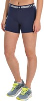Under Armour HeatGear® Armour Middy Running Shorts (For Women)