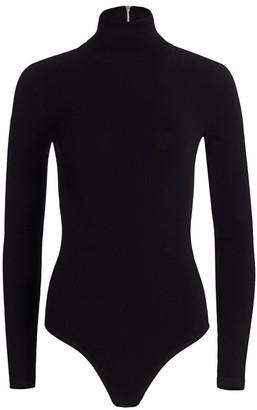 Michael Kors Long-Sleeve Turtleneck Bodysuit