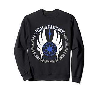 Star Wars Jedi Academy Code Graphic Sweatshirt