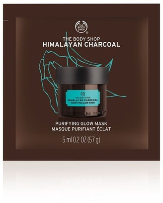 The Body Shop Himalayan Charcoal Purifying Glow Mini Mask