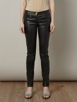 Lover Bowie skinny leather-trousers