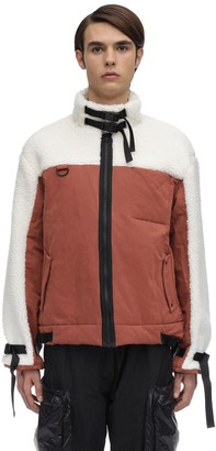 Iise Techno Sherpa Jacket