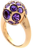 Pomellato 18K Rose Gold Amethyst Ring