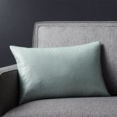 "Crate & Barrel Nile 18""x12"" Pillow"