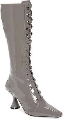 Jeffrey Campbell Elvita Pointed Toe Boot