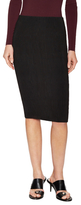 Bailey 44 Over The Knee Pencil Skirt