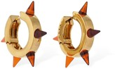 Marni SPIKE BRONZE EARRINGS