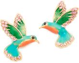Kate Spade Hummingbird Stud Earrings