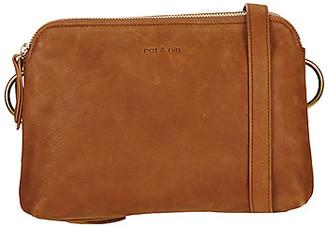 Nat & Nin NAEL women's Shoulder Bag in Brown