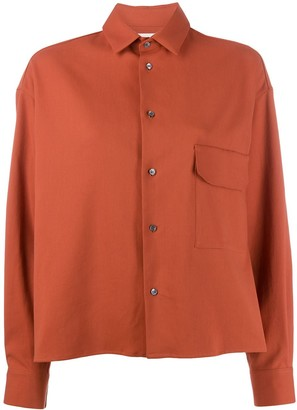 Stephan Schneider Conifers shirt