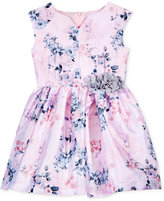 Marmellata Floral-Print Dress, Toddler & Little Girls (2T-6X)