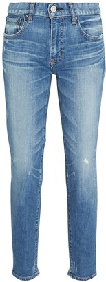 Moussy Velma High-Rise Skinny Jeans
