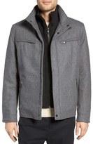Michael Kors Wool Blend Jacket