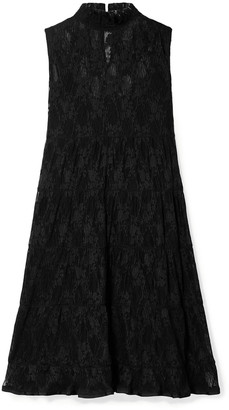See by Chloe Gathered Lace Dress