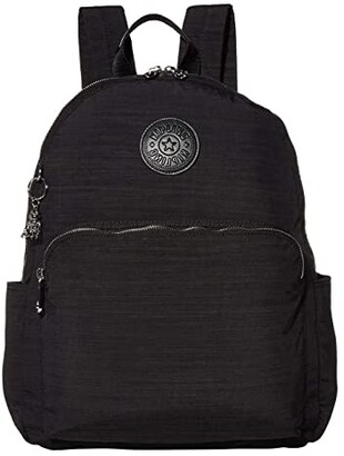 Kipling Citrine Laptop Backpack (Black Dazz) Backpack Bags
