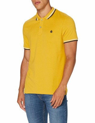Springfield Men's 5ba BSC Slim Tipping Org-c/08 Polo Shirt