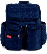 Wallaroo Diaper Bag Backpack with Stroller Straps, Wet Bag and Diaper Changing Pad - For Women and Men