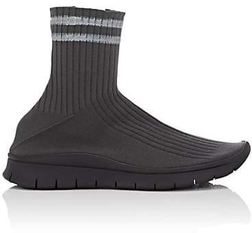 Maison Margiela Men's Knit Sneakers - Gray