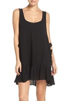 Women's Elan Side Tie Cover-Up Dress