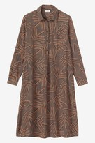 Toast Leh Print Shirt Dress
