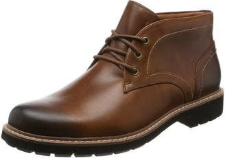 Clarks Batcombe Lo Mens Chelsea Boots