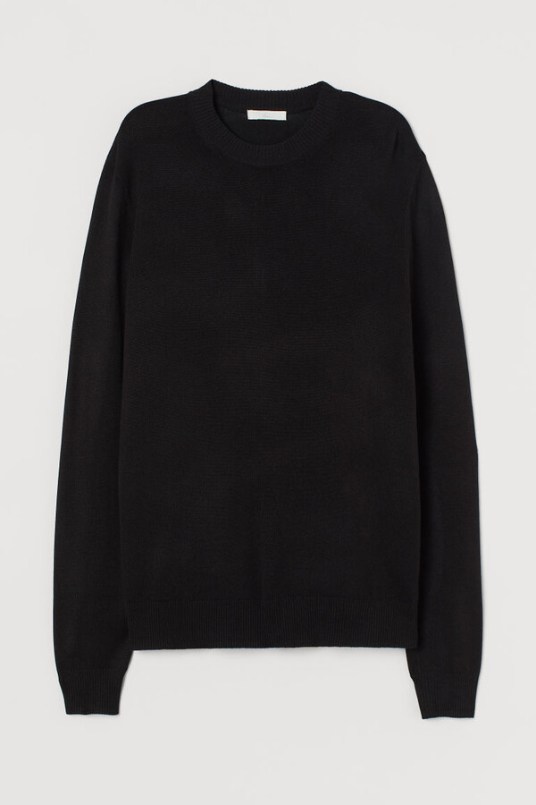 Thumbnail for your product : H&M Fine-knit jumper