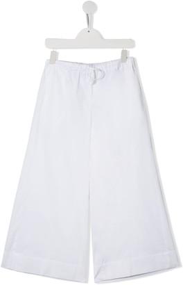 Il Gufo TEEN wide-leg trousers