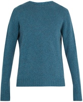 Etro Crew-neck cashmere-knit sweater