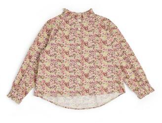Bonton Floral Liberty Print Blouse (4-12 Years)