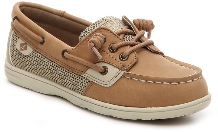Sperry Kids Crest Resort Boat Shoe