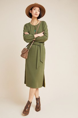 Anthropologie Thalia Midi Dress