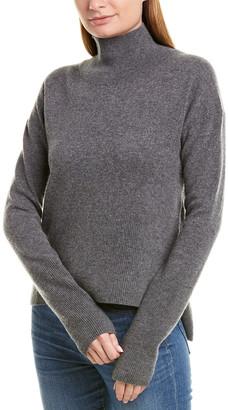 Naadam Cashmere Wool & Cashmere-Blend Turtleneck
