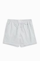 CUISSE DE GRENOUILLE Seersucker Stripe Shorts